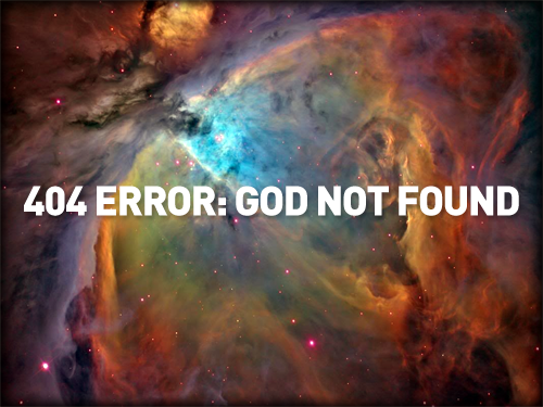 God doesn t exist